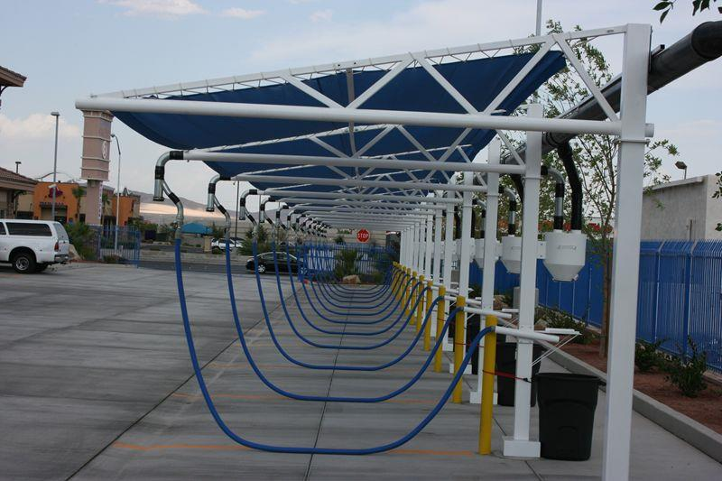 AutoVac offers a variety of truss systems to support complement your centralized vacuum. The Freedom Truss System is a modular piping canopy and support ... & Vacuum Canopies and Structures - Avi Car CareAvi Car Care