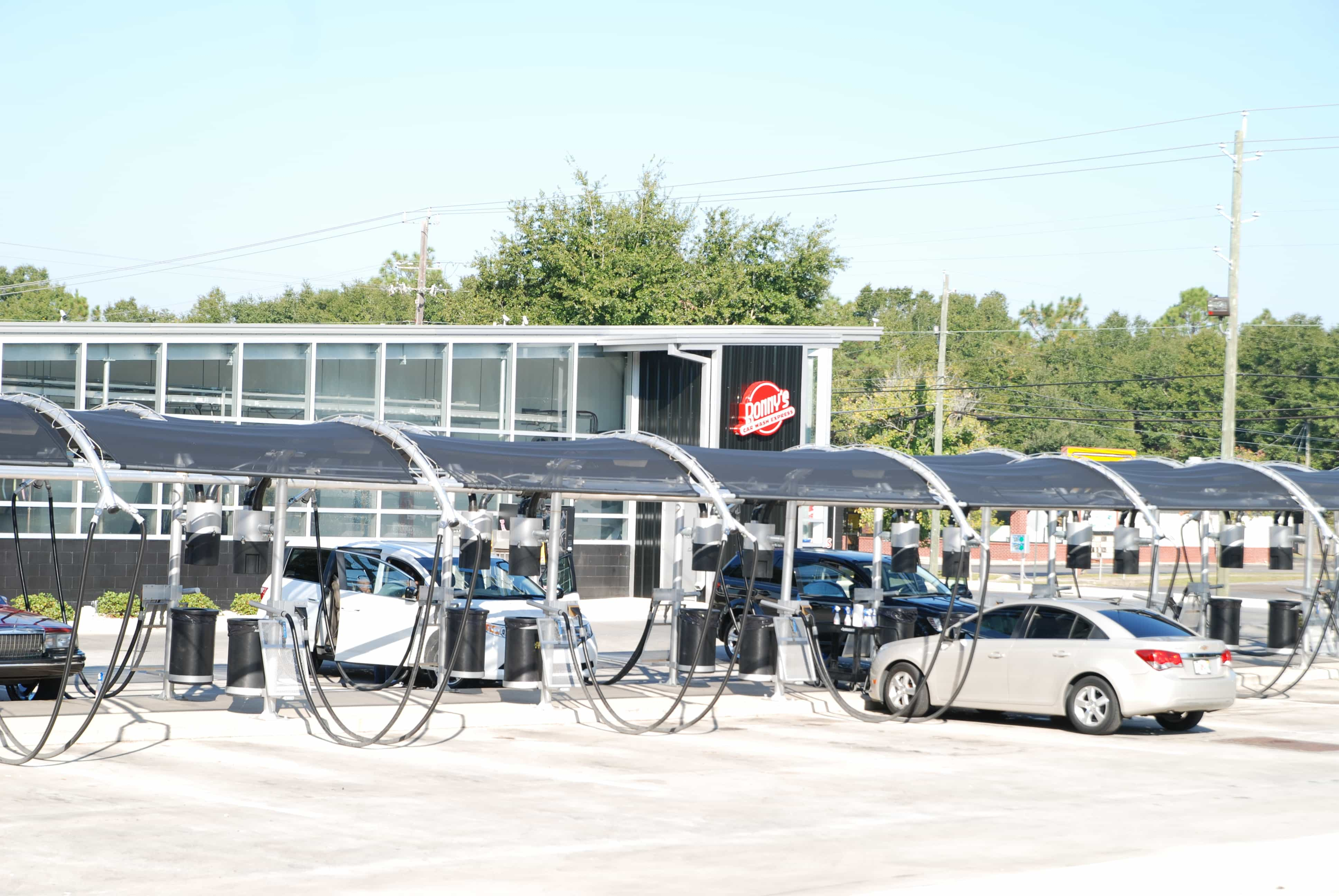 Vacuum Canopies and Structures | Avi Car Care